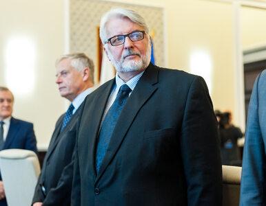 Waszczykowski: Warszawa chce sojuszu z Kijowem