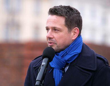 Trzaskowski: Kaczyński nie odda władzy, nawet jak Zjednoczona Prawica...