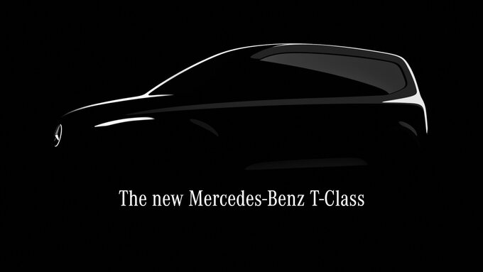 Nowy Mercedes Klasy T