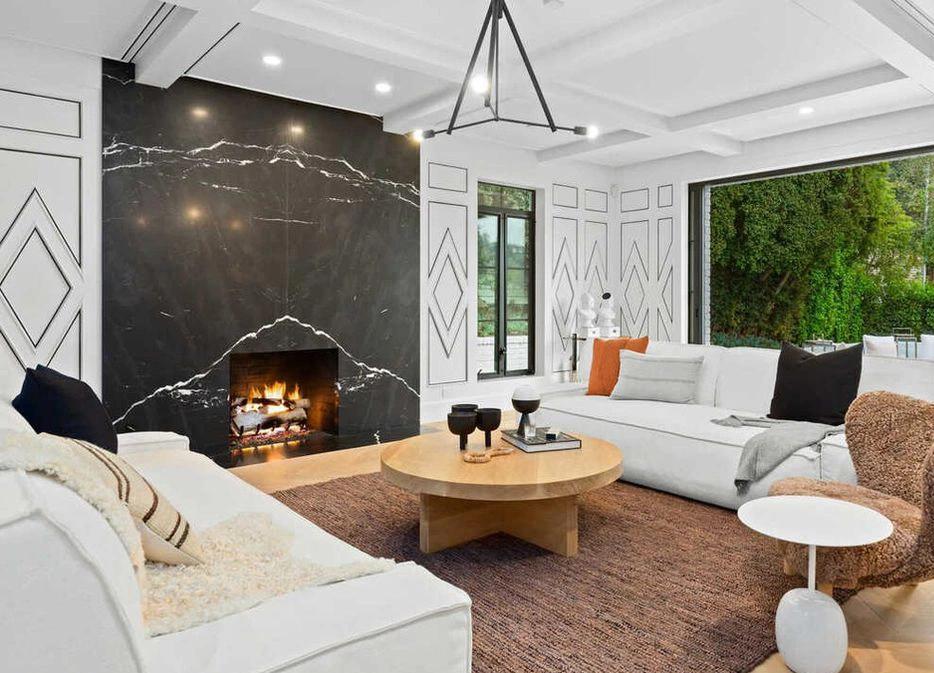 Dom Rihanny w Beverly Hills