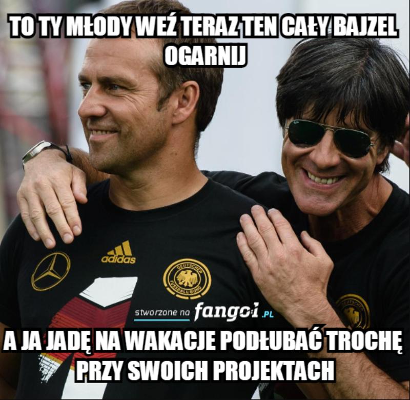 Mem po meczu Anglików z Niemcami