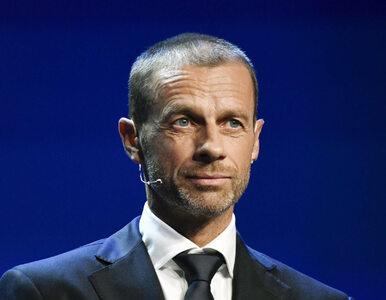 Prezydent UEFA wyznaczył ostatni termin dokończenia rozgrywek. Dotyczy...