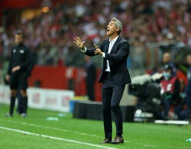 Paulo Sousa po remisie z reprezentacją Anglii: To uczciwy wynik