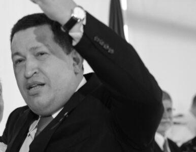 """Wenezuela zbada śmierć Chaveza. """"Mogły go otruć ciemne siły"""""""