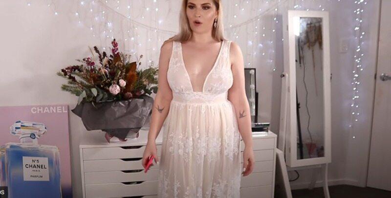 Shannon w sukience za 13 dolarów