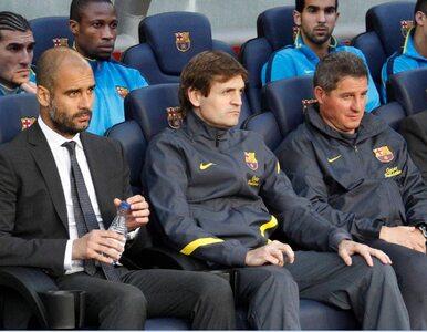 Trener Barcelony: Guardiola nie odwiedził mnie przez 2 miesiące w Nowym...