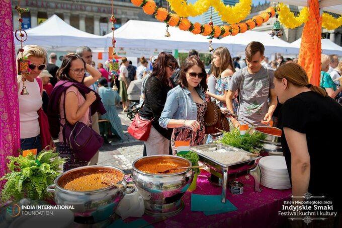 Festiwal Kuchni iKultury wWarszawie