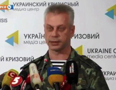 Ukraiński okręt wojenny Donbas zestrzelił rosyjskiego drona w pobliżu...