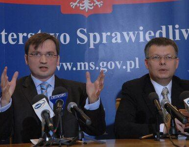 Kto kłamie? Ziobro i Kaczmarek spotkali się w prokuraturze