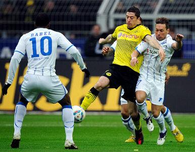 Błaszczykowski pomógł Borussii w gonitwie za Bayernem