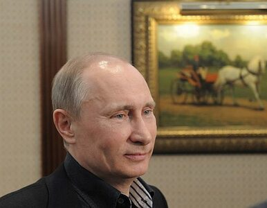 Putin wygrał wybory w I turze. Dostał 63,9 proc. głosów