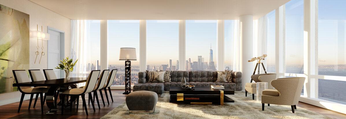 35 Hudson Yards Tower 35 Hudson Yards Tower w Nowym Jorku