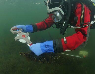 Puck. Podwodni archeolodzy zbadali pozostałości portów sprzed setek lat....