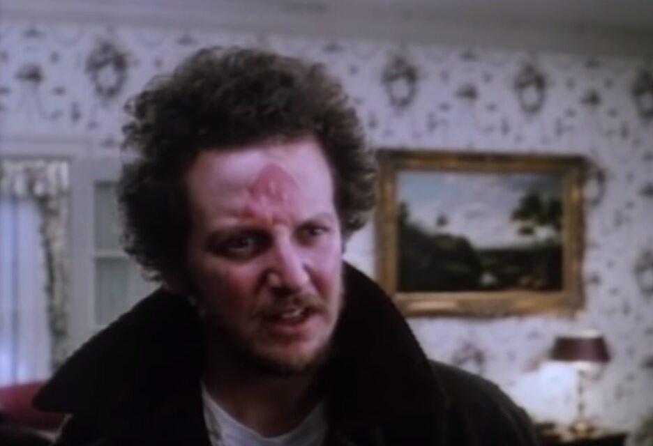 "Daniel Stern jako Marv Merchants w ""Kevin sam w domu"""