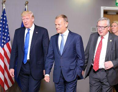 Wymowny gest w kierunku Tuska po słowach: W Europie jest o jednego...