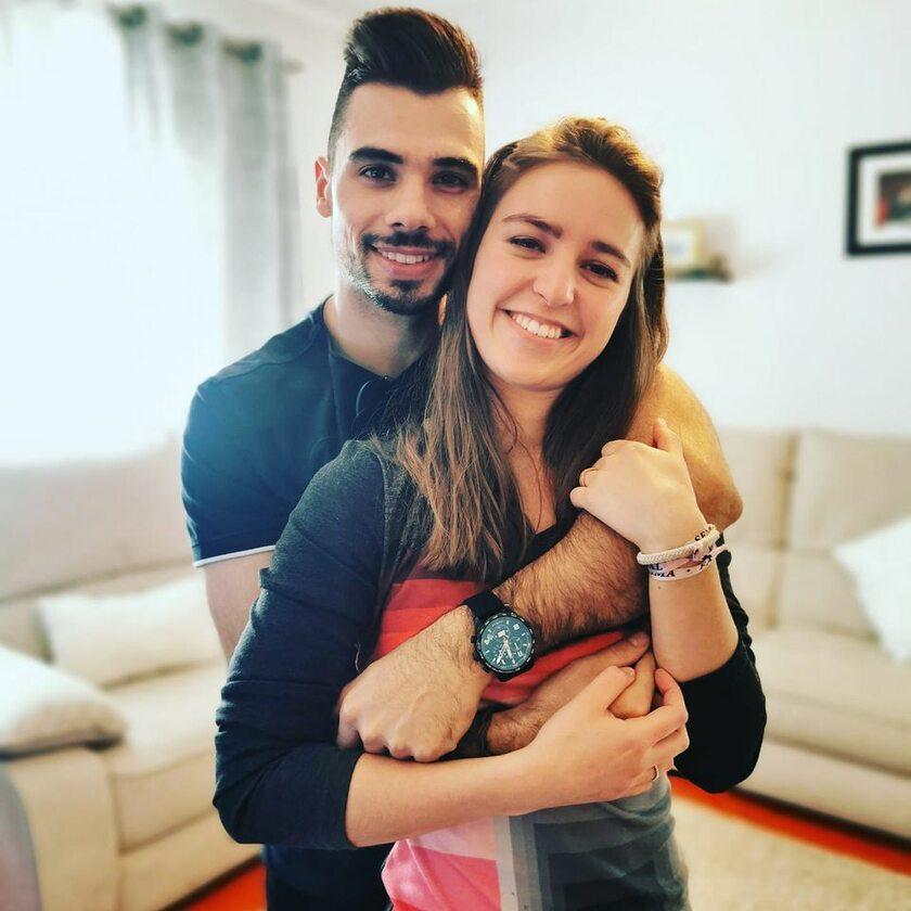 Andreia Pimenta i Miguel Oliveira