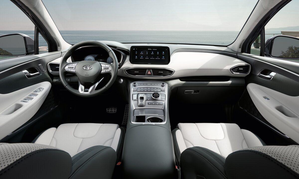 Hyundai Santa Fe Plug-in Hybrid
