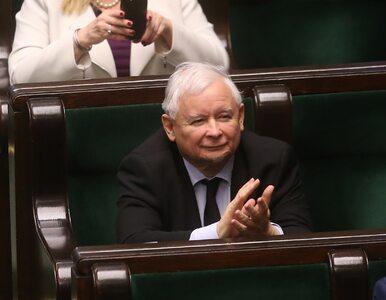 """""""Niedyskrecje parlamentarne"""":  Kaczyński fikcyjnie odchudza rząd, KO i..."""