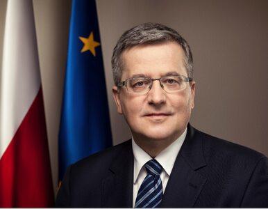 Bronisław Komorowski zeznawał w sądzie. Sprawa odroczona do 11 lutego...