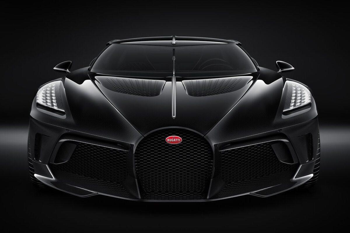 Bugatti La Voiture Norie