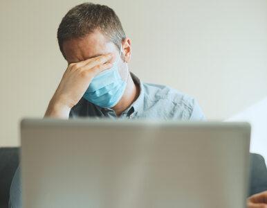 Ryzyko depresji w czasie pandemii COVID-19 wzrasta... im dłużej...