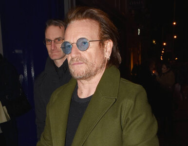 """Bono śpiewa dla Włochów walczących z koronawirusem. """"Dla lekarzy,..."""
