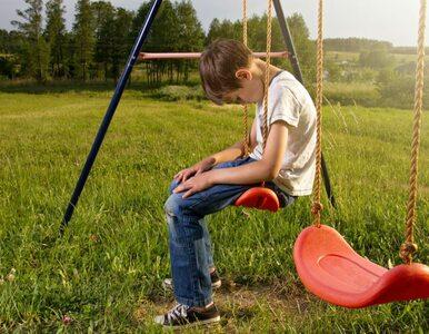"""Sześciolatek z depresją? To dzieje się naprawdę. """"Najmłodsze dziecko z..."""