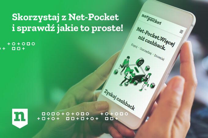 Skorzystaj zNet-Pocket isprawdź jakie toproste!