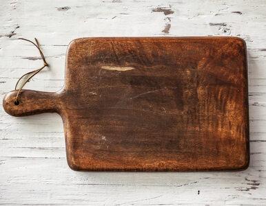 Czy używanie drewnianych desek do krojenia jest bezpieczne?
