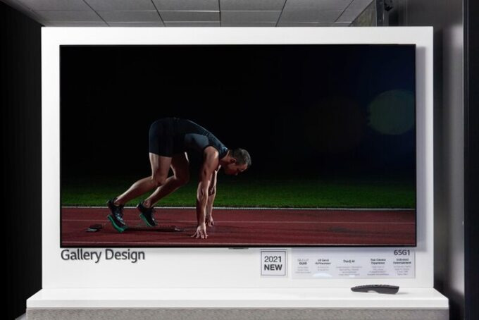 LG OLED G1 Gallery