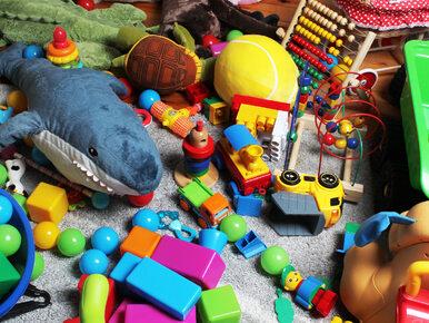Skonfiskowano 4 miliony zabawek. Otrzymają je dzieci z najbiedniejszych...