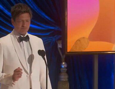 """Reżyser uronił łzę i zadedykował Oscara zmarłej córce. """"Miała zagrać w..."""