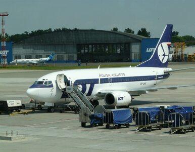 Dreamliner LOT-u nie doleciał do Los Angeles. Musiał lądować na Islandii