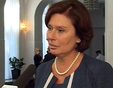 Kidawa-Błońska: Zmiana szefa MSW spowodowałaby chaos