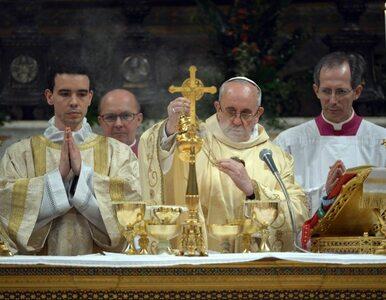 Pierwsza taka wizyta na inaugracji papieża