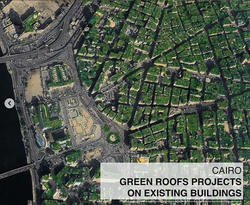 Stefano Boeri chce również tworzyć ogrody na dachach istniejących już budynków