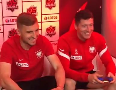 Polscy piłkarze rozegrali turniej w FIFA 21. Towarzyszył im gość specjalny