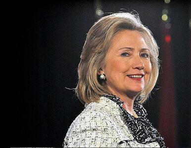 Clinton o swoim wieku: Nie zobaczycie moich siwych włosów, bo je farbuję