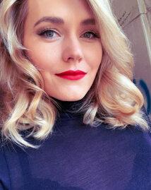 33-letnia Magdalena Lamparska. Takimi zdjęciami dzieli się aktorka na...