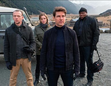 """Tom Cruise wraca do """"Mission: Impossible"""". Aktor zapowiada dwa filmy"""