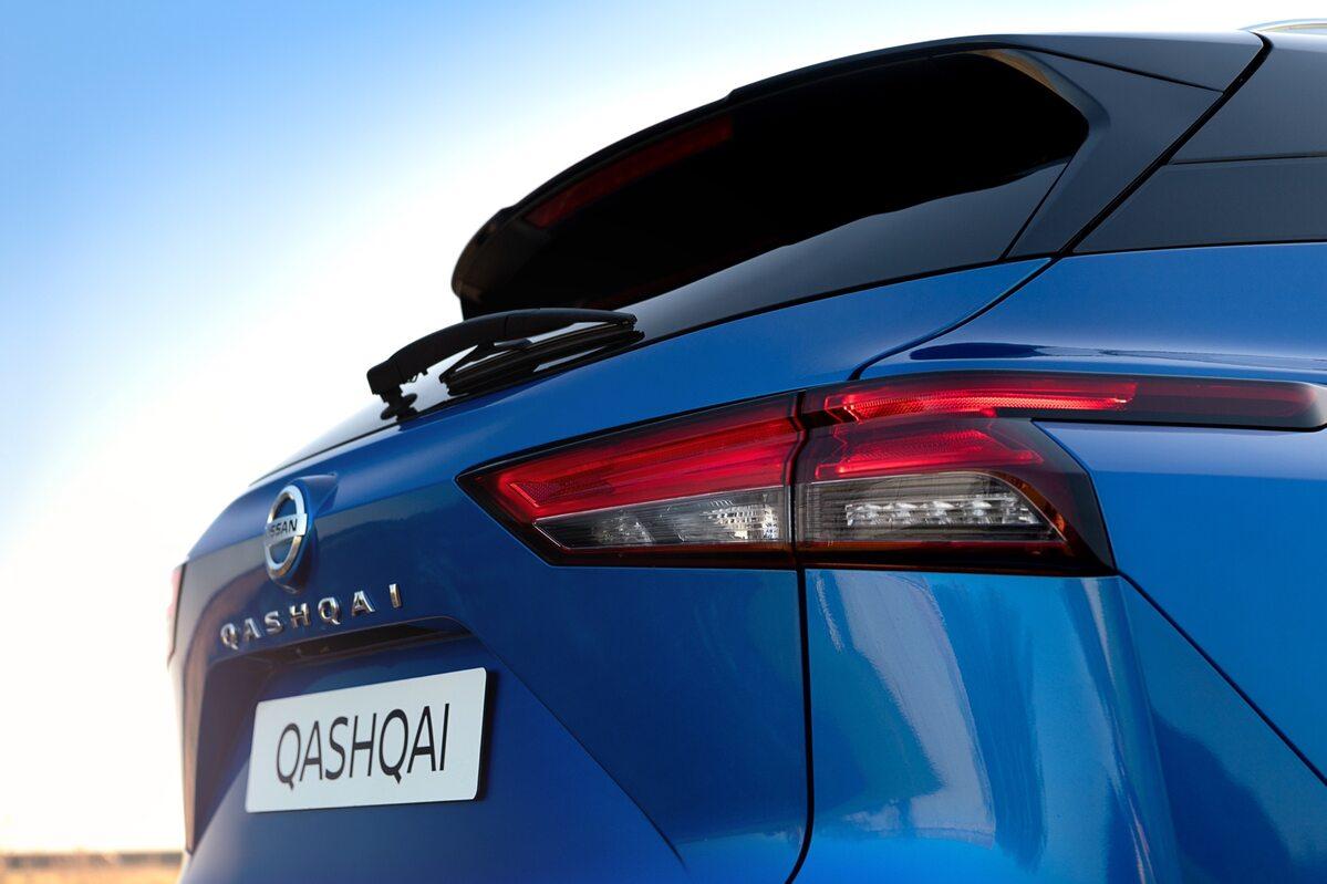 Nowy Nissan Qashqai