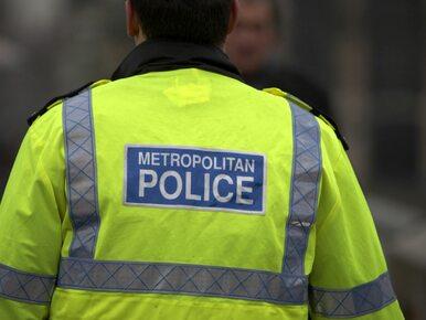 Zamordowany w Londynie policjant był nieuzbrojony