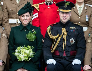 Brytyjskie media rozpisują się o romansie księcia Williama. Jego...