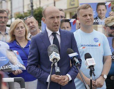"""Budka o przyczynach porażki Trzaskowskiego. Wspomniał o """"kampanii PiS za..."""