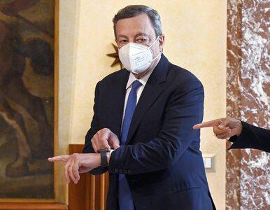 Mocne słowa premiera i jedna decyzja rządu. Nagle Włosi ruszyli się...
