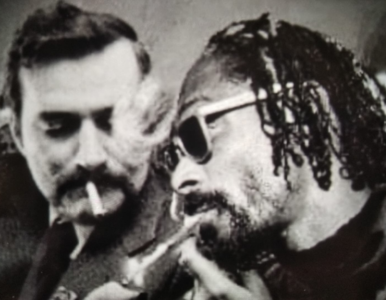 """""""Niezłe z pana ziółko"""". Lech Wałęsa opublikował """"zdjęcie"""" ze Snoop Doggiem"""