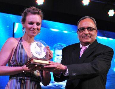 Magdalena Boczarska najlepsza na festiwalu filmowym w Indiach