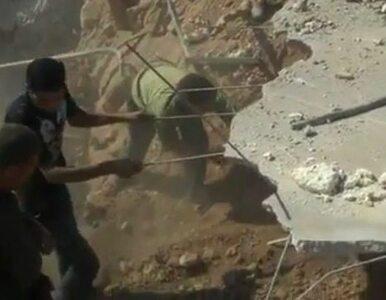 Siły Asada szukają posiłków