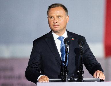 Prezydent Andrzej Duda zadeklarował, że zaszczepi się na koronawirusa