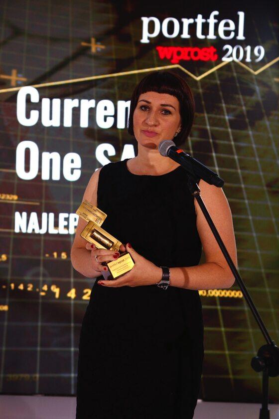 Katarzyna Moszko-Stachowska, PR Manager Currency One